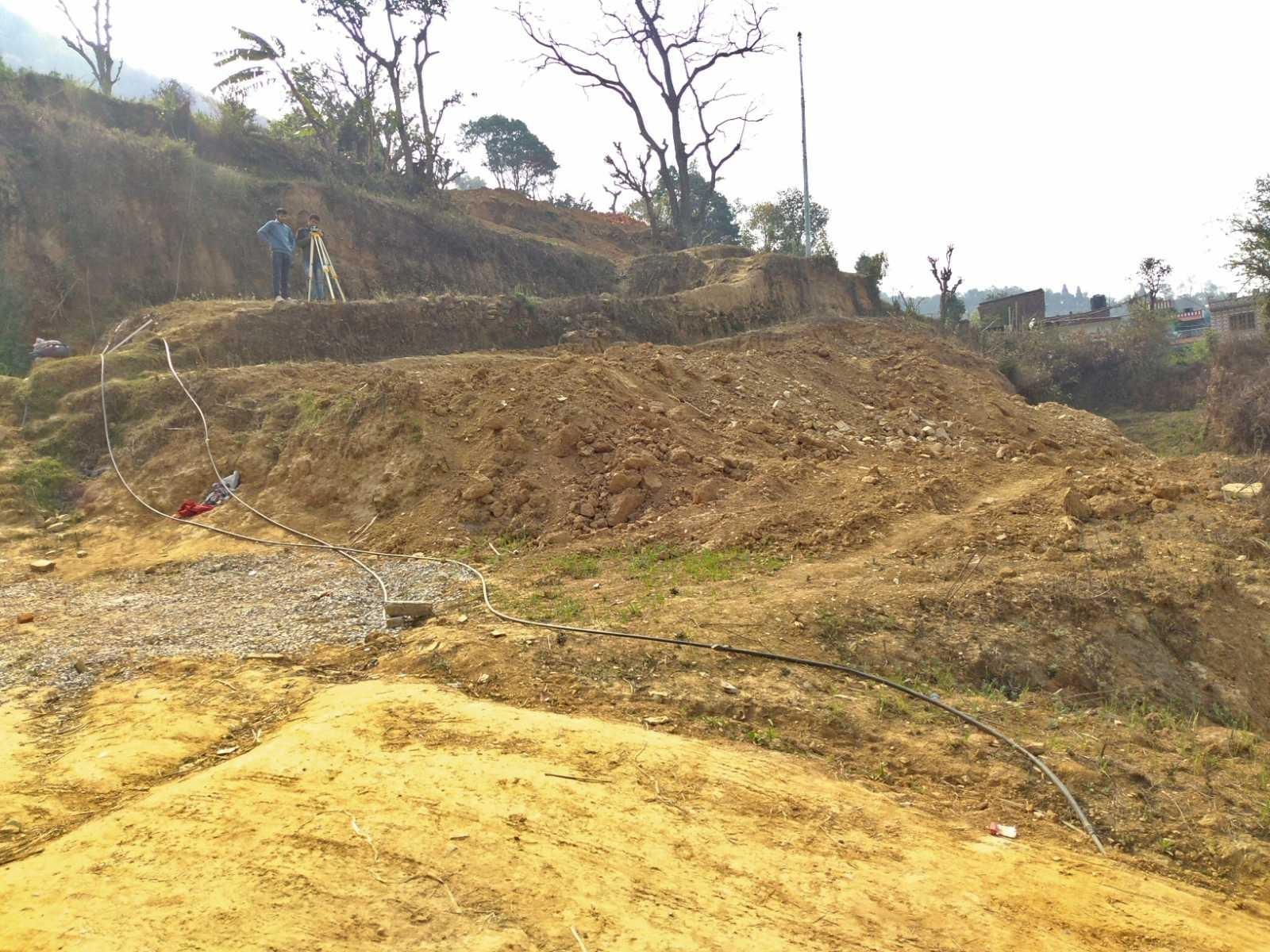 Land consultation /survey  (जग्गा छनोट  परामर्श  )
